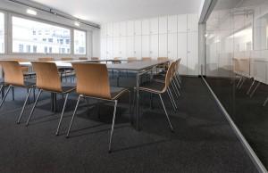 Eigentümerversammlungen im Büro der IVT in Stuttgart